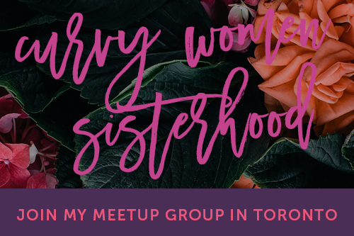 Curvy Women Sisterhood Meetup Link